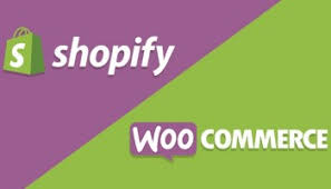 comparison between shopify and woocommerce platform