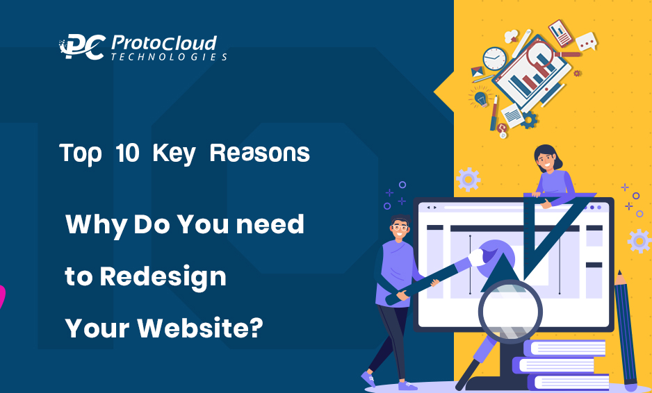 Why Need Redesign Website
