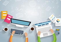 Website Design Services in B2B sector
