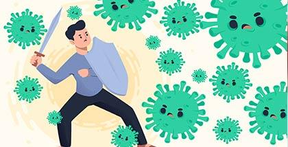 IT Industry Fights Against Coronavirus
