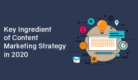 Key Ingredient of Content Marketing Strategy in 2020
