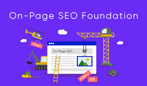 On-page seo foundation
