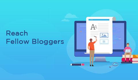 Reach Fellow Bloggers