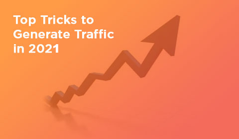 Tricks to generate more traffic on website