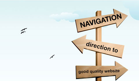 Easy navigation for mobile conversion rate