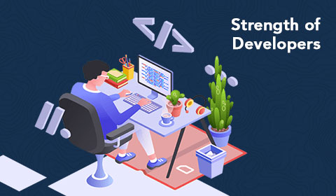 Confirm strength of the mobile app developers