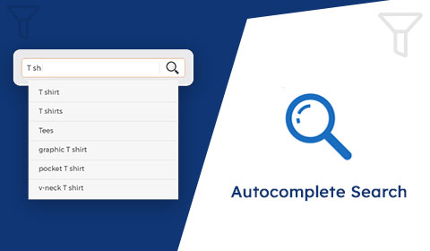 Use Filters and Autocomplete Search