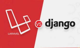 Comparison between laravel and django