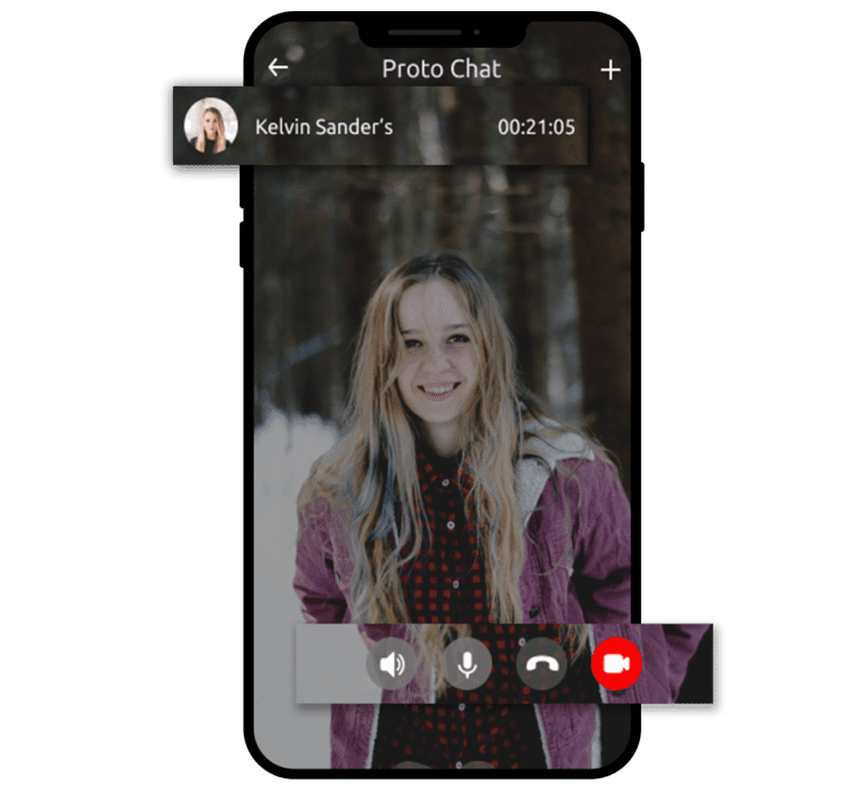 business chatting app