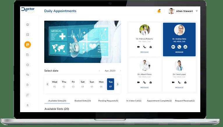 doctor app developers