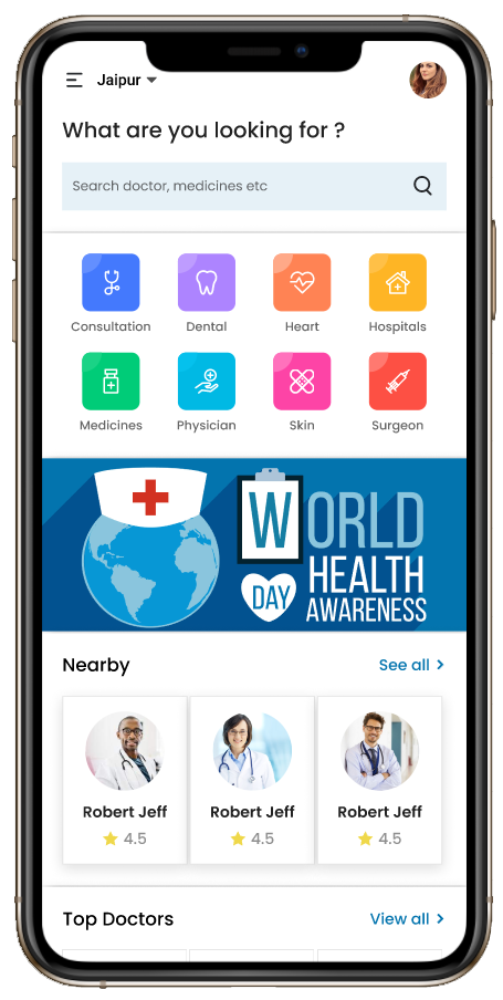 doctor appointment app services