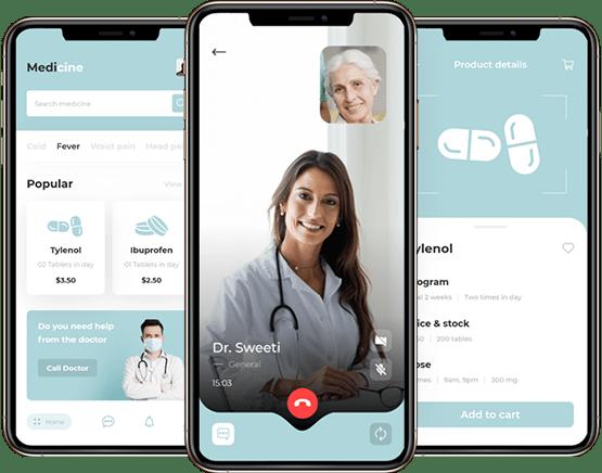 pharmacy app development company