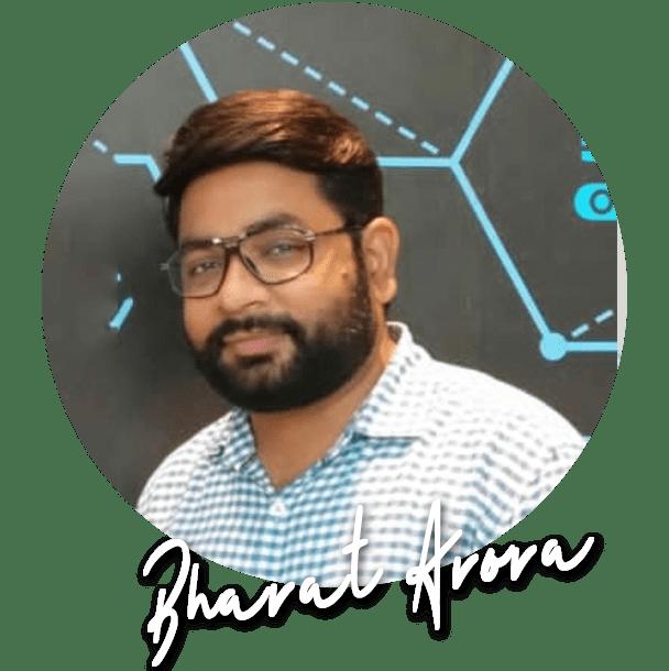 Bharat Arora Web Development Mentor Protocloud Academy