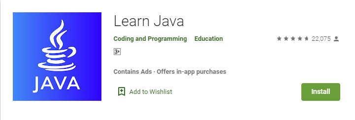 Program Learning App