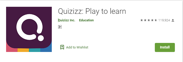 Educational Games and Quizzes App